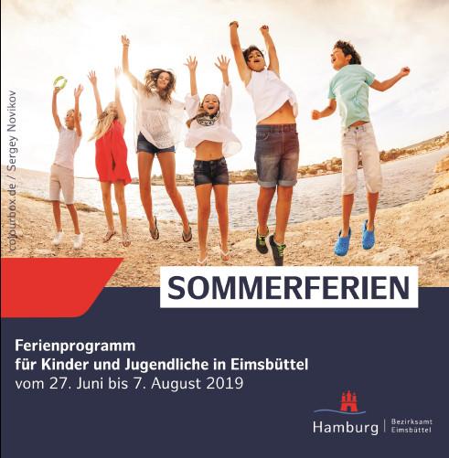 Kinderferienprogramm Sommer 2019 für Eimsbüttel